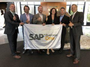 08/2018: Besuch in der SAP Zentrale in Walldorf